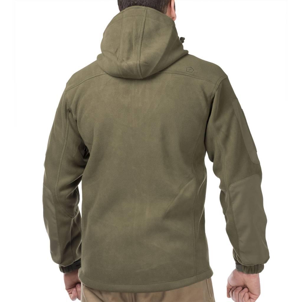 Pentagon Hercules Fleece Jacket 2.0 (Olive) - TACSTORE Europe