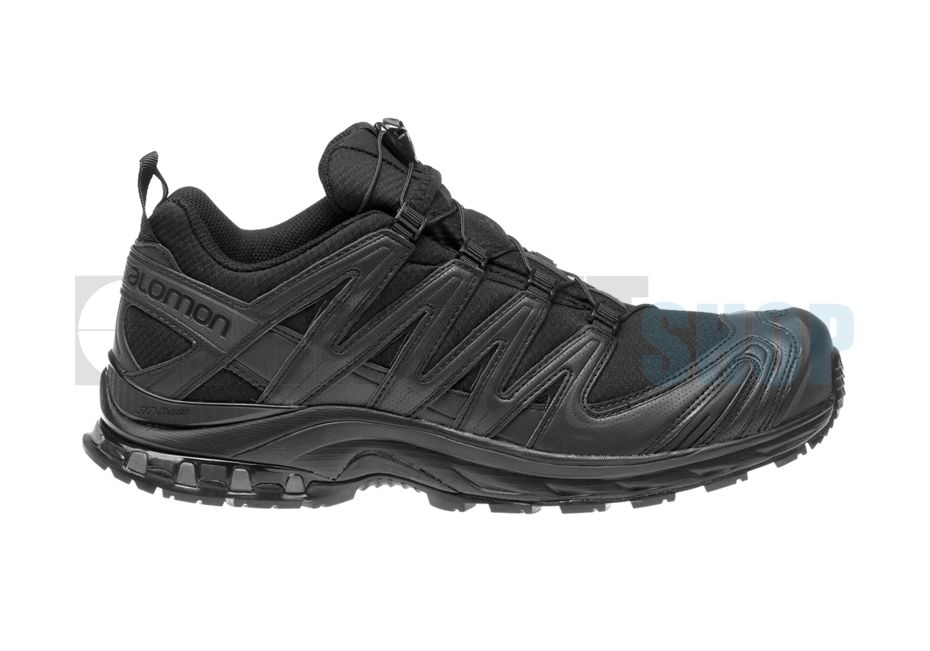 salomon xa pro 3d forces shoes black tacstore europe