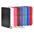 Round Lock Book Case Xperia Z4 Mini