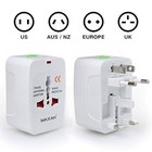 SINGLE All in One International Adapter