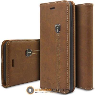 iHosen Leather Book Case IPhone 7 Plus
