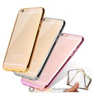 Deluxe Plating Silicone Case IPhone 7 / 8