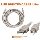 USB Printer Cable 1.8m