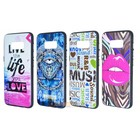 3D Fashion Silicone Print Case Ascend P10