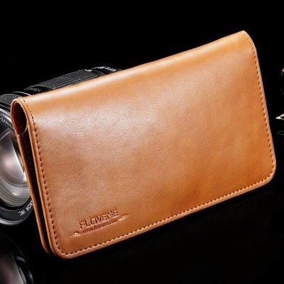 JDK Universal Leather Wallet (5.5 inch - 6.5 inch)
