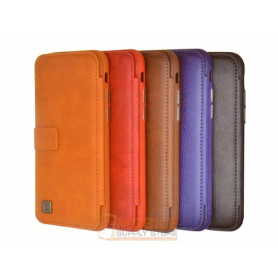 Puloka Back Clip Wallet Case for IPhone X