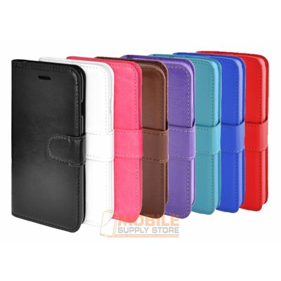 Round Lock Book Case Xperia XZ2