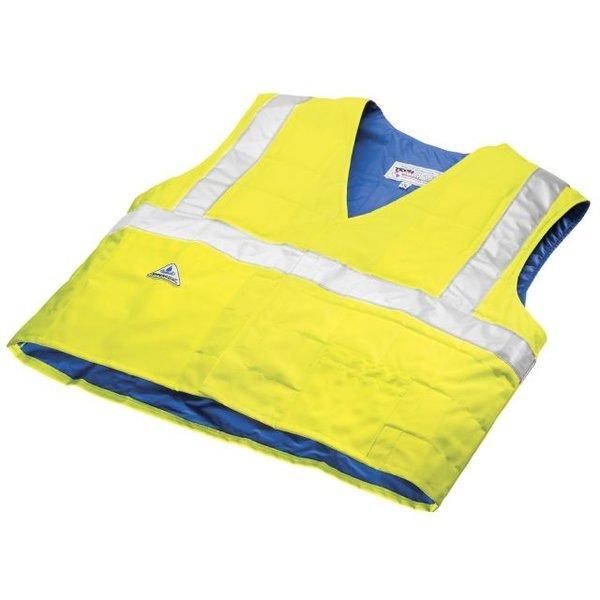 Hyperkewl Traffic Safety ANSI Class II Compliant.