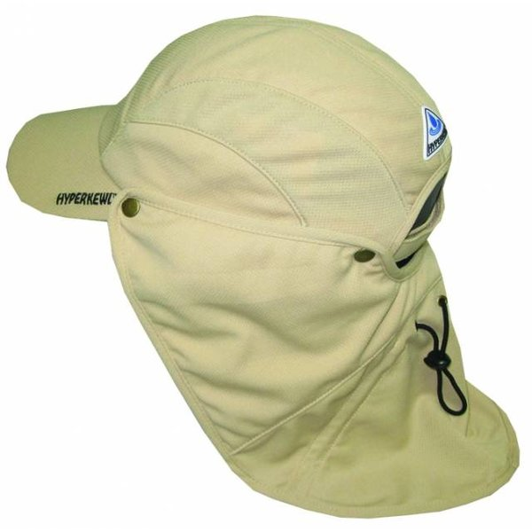 Hyperkewl Ultra Sport Cooling Cap met afneembare verkoelende nekbeschermer