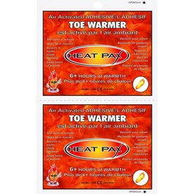 Heat Pax Air-Activated Toe Warmers