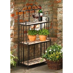 mediterraner balkon wohnambiente shop. Black Bedroom Furniture Sets. Home Design Ideas