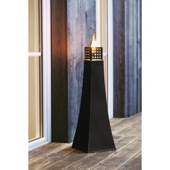 Outdoor-Öllampe, 76 cm