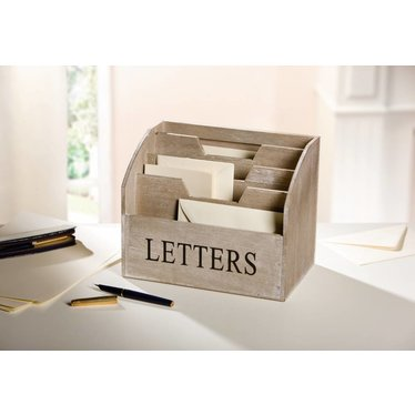 briefst nder letters 24 x 15 x 9 cm wohnambiente shop. Black Bedroom Furniture Sets. Home Design Ideas
