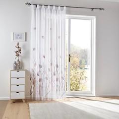 """Schlaufenschal """"Gartenfenster"""", 245 x 140 cm"""