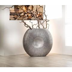 "Bodenvase ""Silver-Design"""