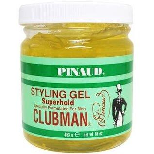 Ed. Pinaud Clubman Ed. Pinaud Clubman Styling Gel Superhold 453 gr