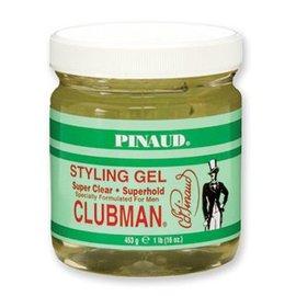 Ed. Pinaud Clubman Ed. Pinaud Clubman Styling Gel Super Clear Superhold 453 gr