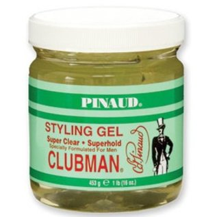Ed. Pinaud Clubman Ed. Pinaud Clubman Styling Gel Super Clear Superhold 453 gr