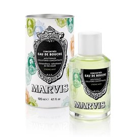Marvis Marvis mondwater Strong Mint 120 ml