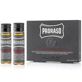 Proraso Proraso Hot Oil Baard Behandeling (4 x 17 ml.)