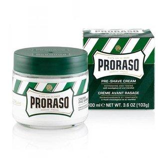 Proraso Proraso Pre-shave crème 100 ml ( Groen )