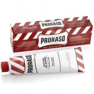 Proraso Proraso Scheer créme tube 150 ml (Rood)