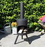2L Home and Garden potkachel / tuinhaard Large hoogte 165 cm.
