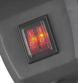 Eurom Q-time 2000S terrasstraler – terrasverwarmer 1000 – 2000 watt