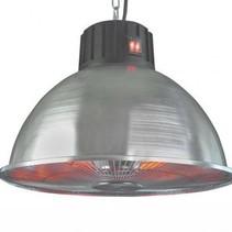 Partytent heater 1500 IND 1500 Watt terrasstraler en terrasverwarmer Industrial / retro