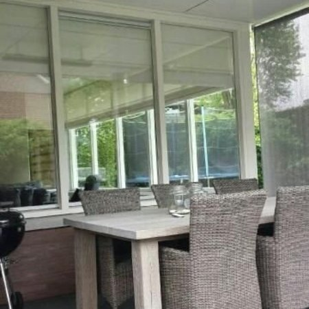 Eurom Outdoor heatpanel RC 1800 watt met afstandsbediening terrasverwarmer