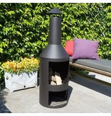 2L Home and Garden M12A005 terrashaard – tuinhaard Valencia hoogte 134 cm.