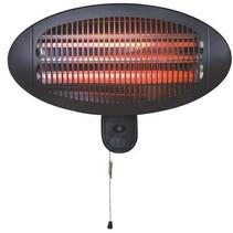 Elektrische TC76207 terrasstraler – terrasverwarmer 2000 watt