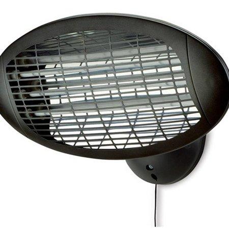 Perel Tools Elektrische TC76207 terrasstraler – terrasverwarmer 2000 watt