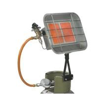 GS5000FM gasstraler - infraroodstraler 5000 watt met gasflesbevestiging