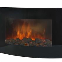 Valencia elektrische sfeerhaard verwarming voor perfecte sfeer in huis!