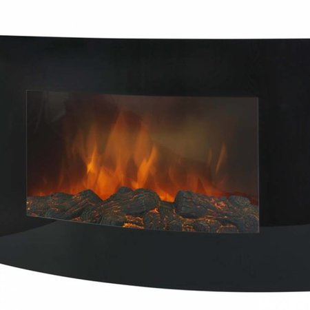 Eurom Valencia elektrische sfeerhaard verwarming voor perfecte sfeer in huis!