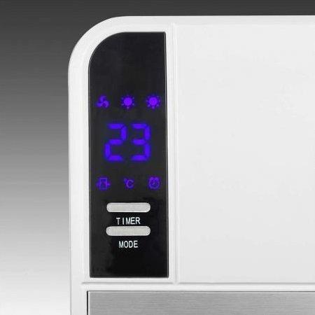 Eurom Wall Designheat 2000 Heater keramische wandkachel verwarming 2000 watt