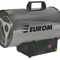 HKG15 heteluchtkanon op gas. Vermogen 14,8 kw gaskanon - gasheater