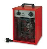 Eurom EK3001 elektrische kachel – heater 3000 watt werkplaatskachel