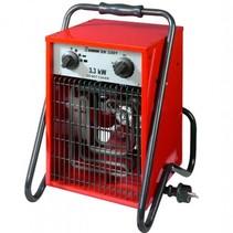 EK3301 elektrische kachel – heater 3000 watt werkplaatskachel