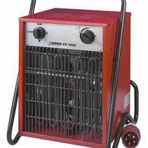 EK9002 elektrische kachel – heater 9000 watt werkplaatskachel