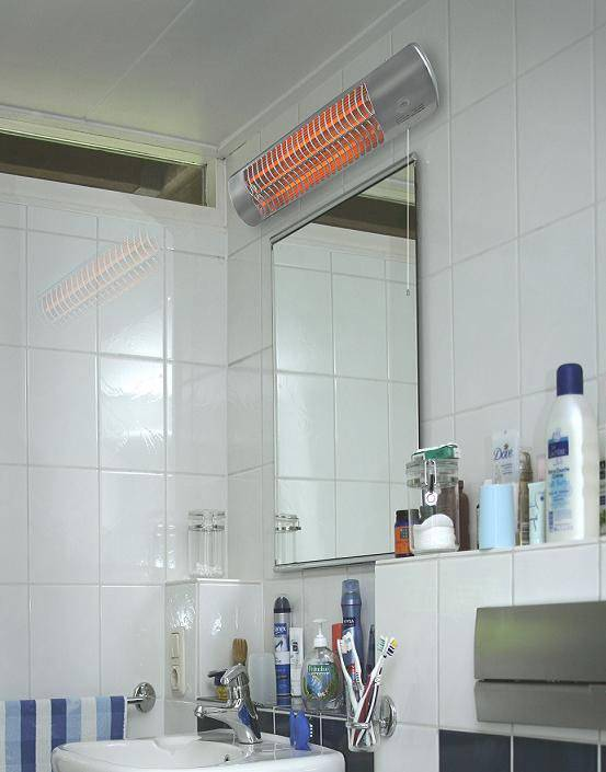 Badkamer verwarmen? Bestel deze badkamerkachel slechts € 22,95 ...