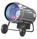 Eurom HK40 heteluchtkanon op gas 38,3 kW. Gasheater - gaskanon