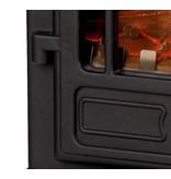 Classic Fire Torino elektrische kachel sfeerhaard 2000 watt open haard