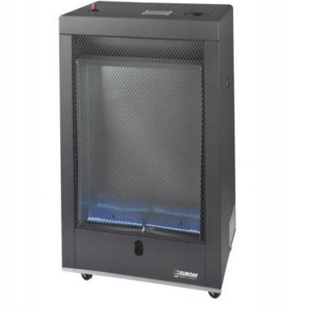 Eurom gaskachel Blue Flame 4,2 kW. Met thermostaat gaskachel gas kachel
