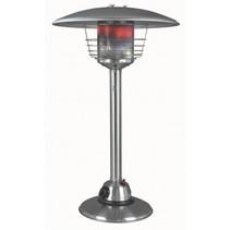 Table lounge heater 3000 watt RVS tafelheater gas tafel heater