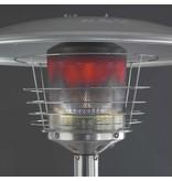 Eurom Table lounge heater 3000 watt RVS tafelheater gas tafel heater