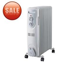 Perel Tools TC78011 elektrische radiator kachel 2500 watt verwarming