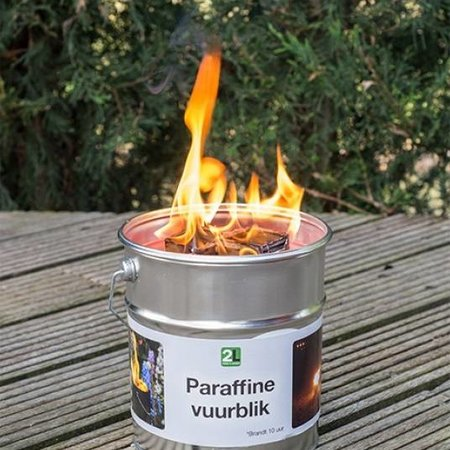 2L Home and Garden vuurblik paraffine 3 liter
