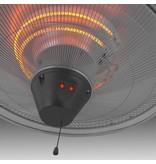 Eurom elektrische partytentheater 2100 watt partytent heater